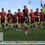 Karaköprü Bld. Sporun Şampiyonluk Sevinci