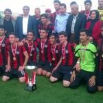 Karaköprü Bld. Sporun Kupa Töreninden Kesitler