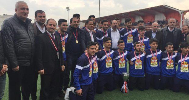 2018-2019 SEZONU U-19 LİGİ KUPA TÖRENİ!!!